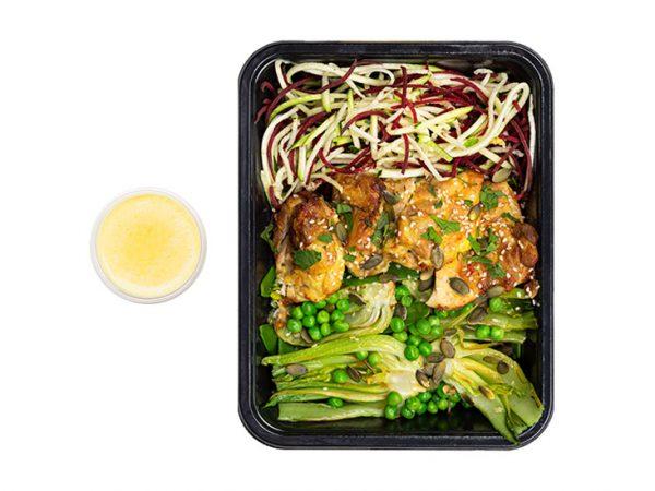 Chicken Malaysian