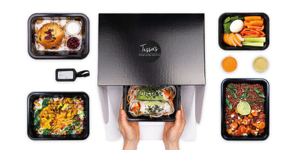 meal prep subscription product